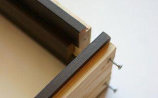 Как собрать и установить дверную коробку своими руками?
