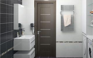 Секреты выбора дверей для ванной комнаты и туалета