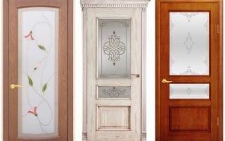 Виды межкомнатных дверей: материалы и стандартные размеры