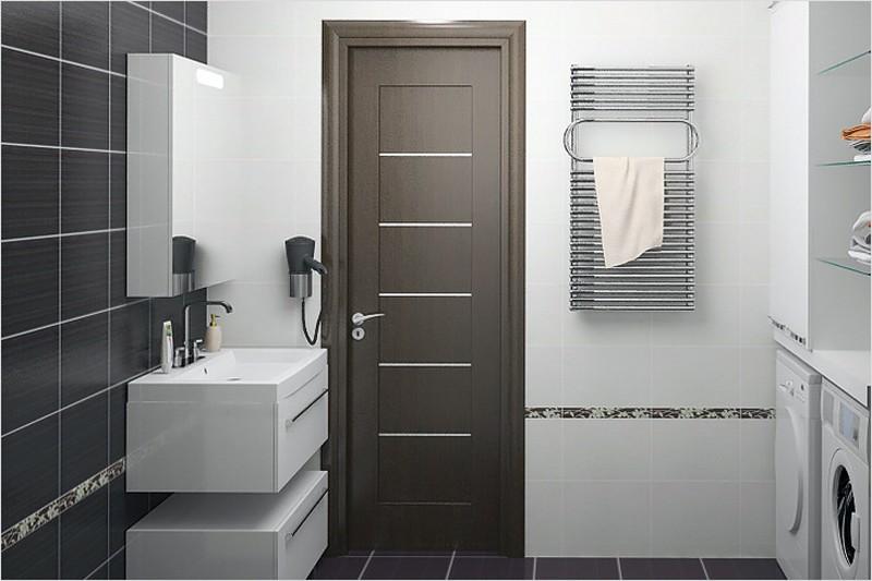 Экошпон в ванной