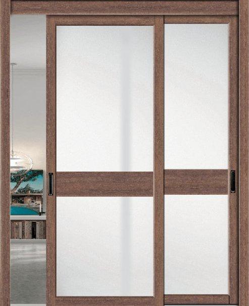 внутрипроемная дверь купе
