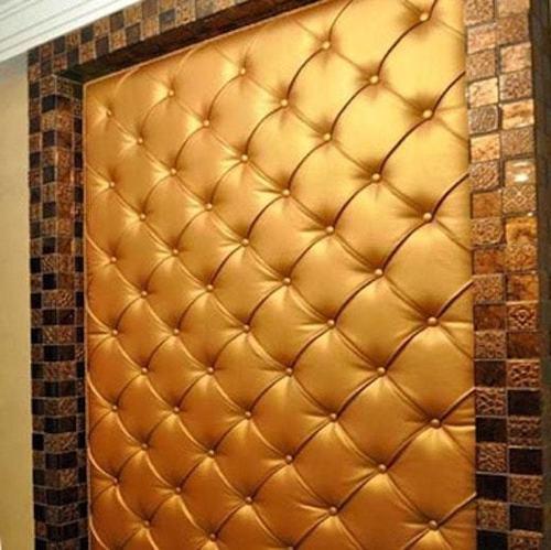 обшивка двери дерматином