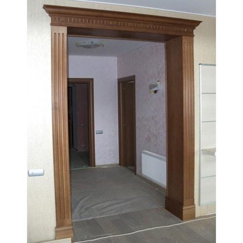прямоугольный дверной портал