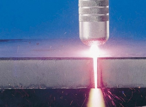 лазерная резка бетона