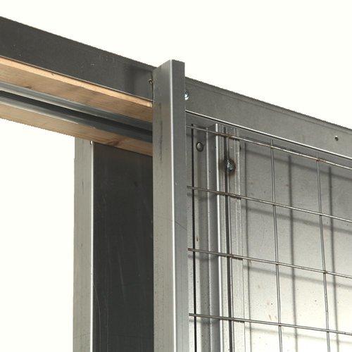 готовый пенал для двери