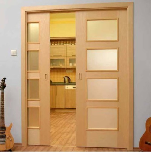 кассетные раздвижные двери